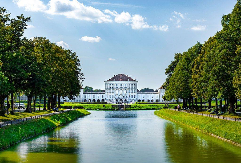 Schloss Nzmphenburg