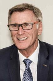 Rudi Schwarz, Geschäftsführer