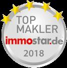 immostar.de - Top Makler 2018