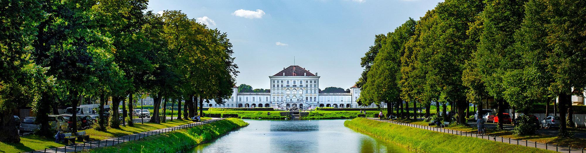 Nymphenburger Schloss ´München