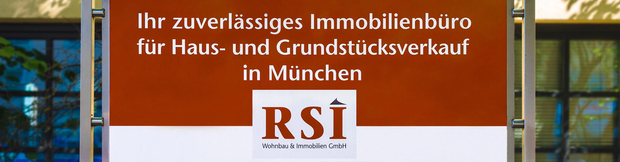 RSI-Firmenschild