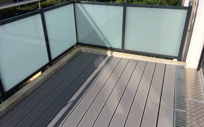 Terrassenbelag-Referenzobjekt