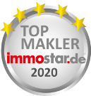 immostar.de - Top Makler 2019